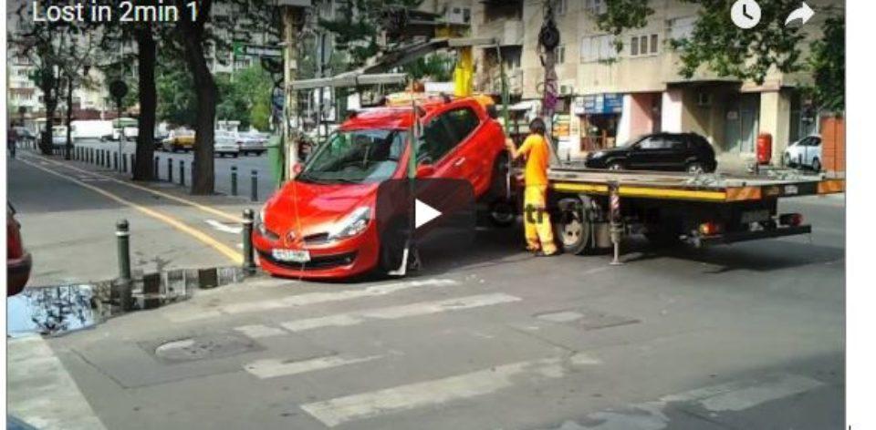 mașini parcate