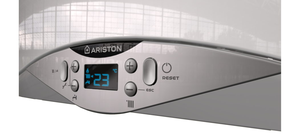 Centrala Ariston Cares Premium