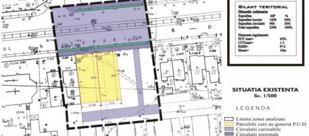 Planul Urbanistic de detaliu