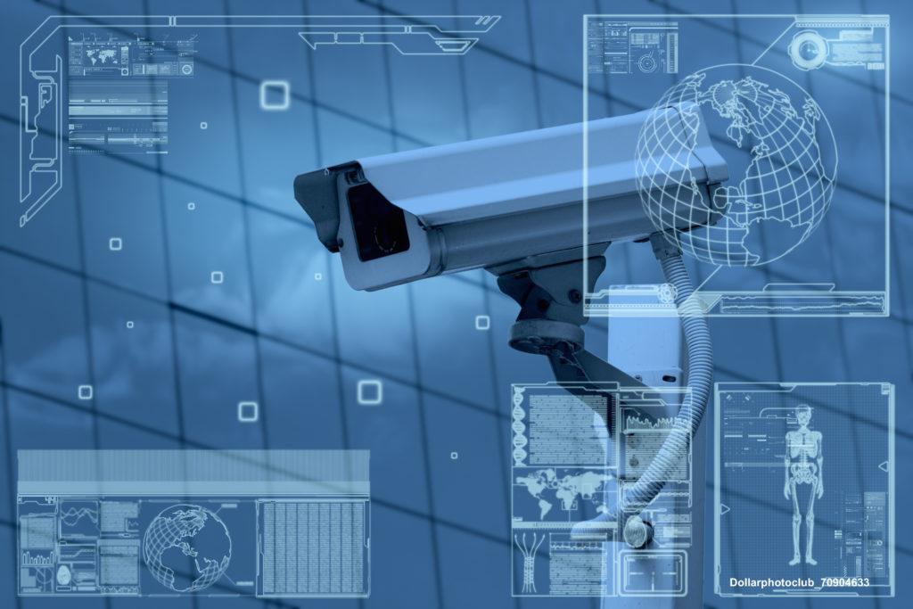 camerelor de supraveghere video