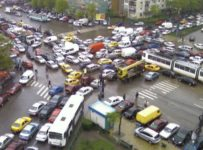 claxonatul aiurea în trafic