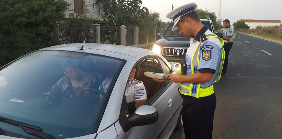 Poliție rutieră