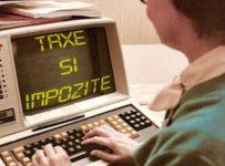 plata impozitelor